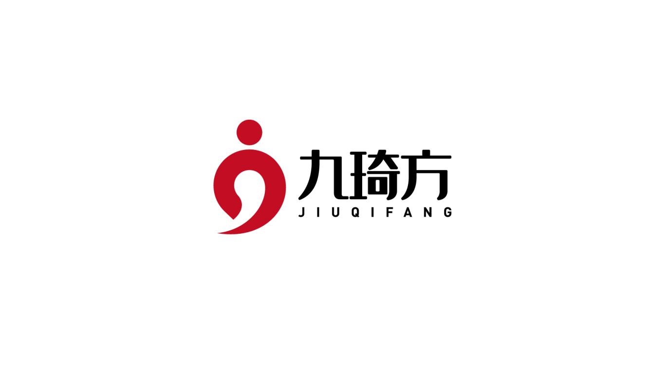 九琦方生物技术有限公司药品类logo设计中标图1