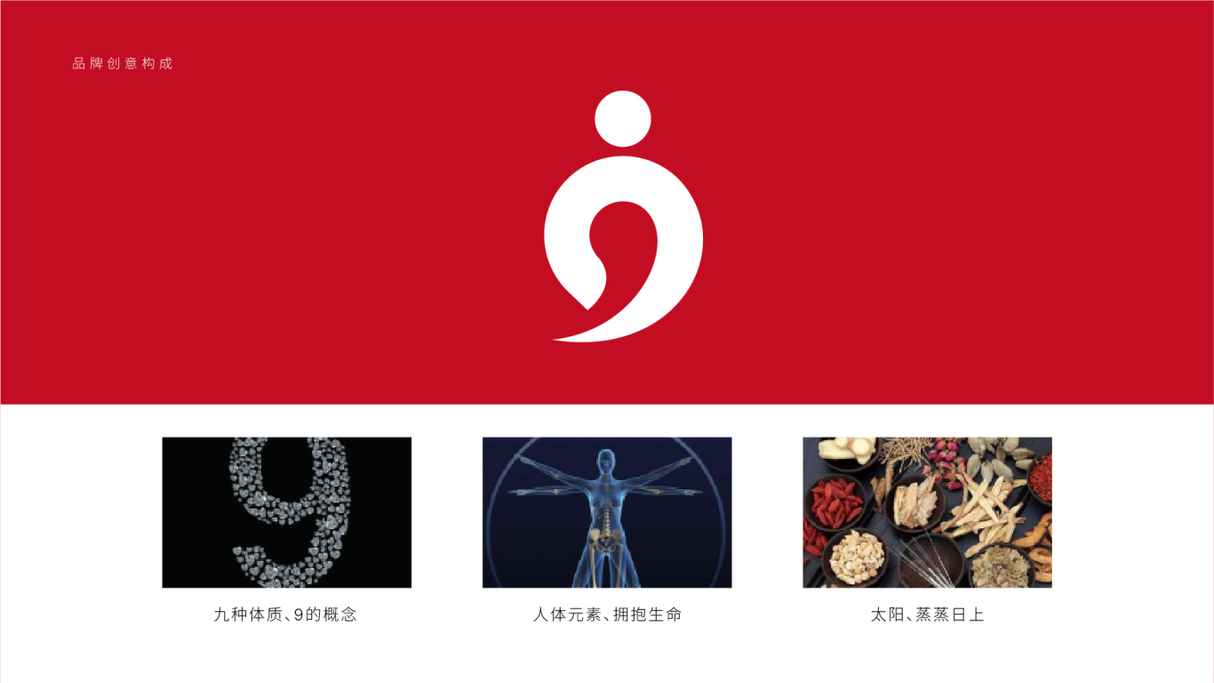 九琦方生物技术有限公司药品类logo设计中标图3