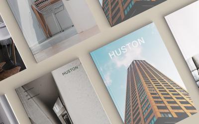 huston酒店品牌设计