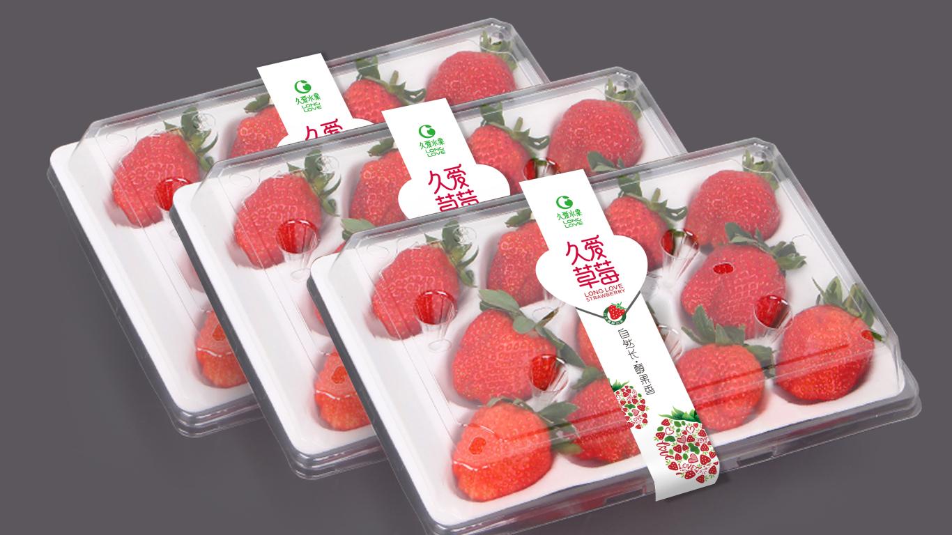 久爱水果水果类包装延展中标图2
