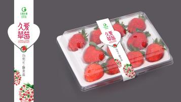 久爱水果水果类包装延展