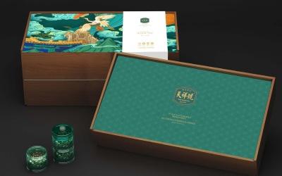 天祥茶包装设计