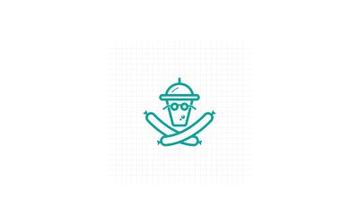 台湾奶茶小吃餐饮快消费品牌设计