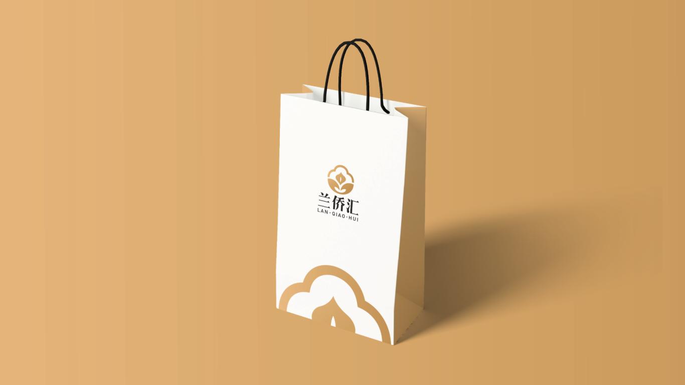 安徽斌峰六家畈酒店管理有限公司餐厅会所logo设计中标图13
