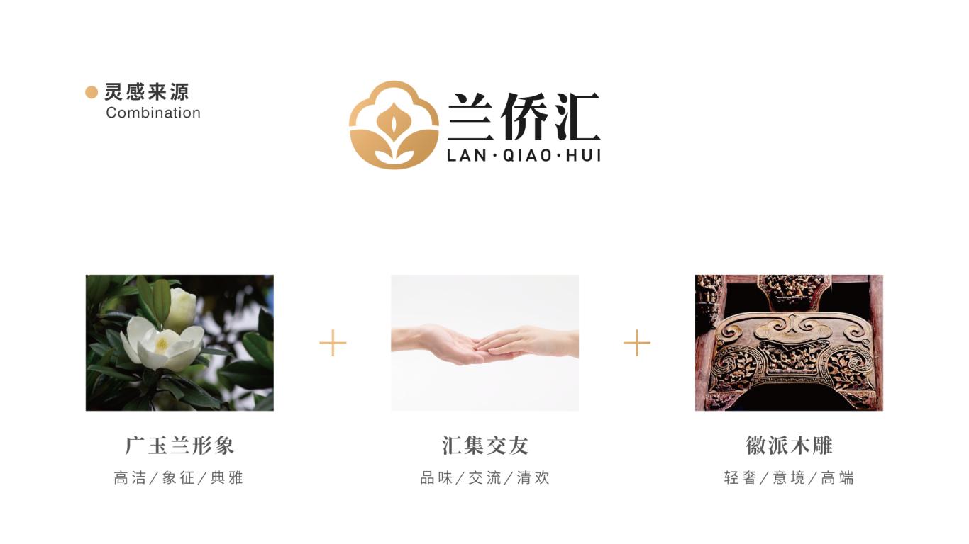 安徽斌峰六家畈酒店管理有限公司餐厅会所logo设计中标图0