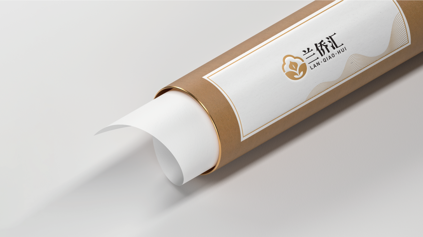 安徽斌峰六家畈酒店管理有限公司餐厅会所logo设计中标图11