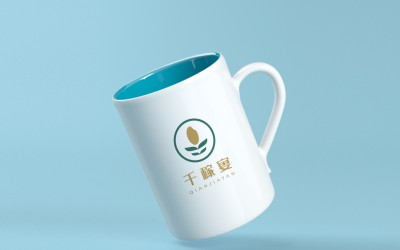 千稼宴logo设计