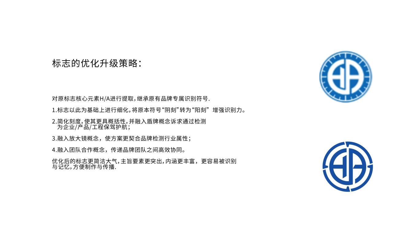 华安检测检测类logo设计中标图0