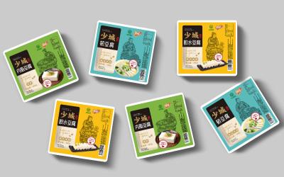 其辉豆腐系列包装设计