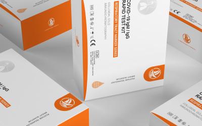 医疗药品试剂包装盒