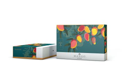 水果礼盒系列包装设计