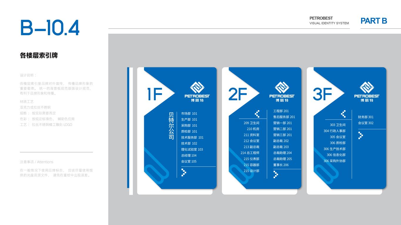 博思特能源品牌VI设计中标图35
