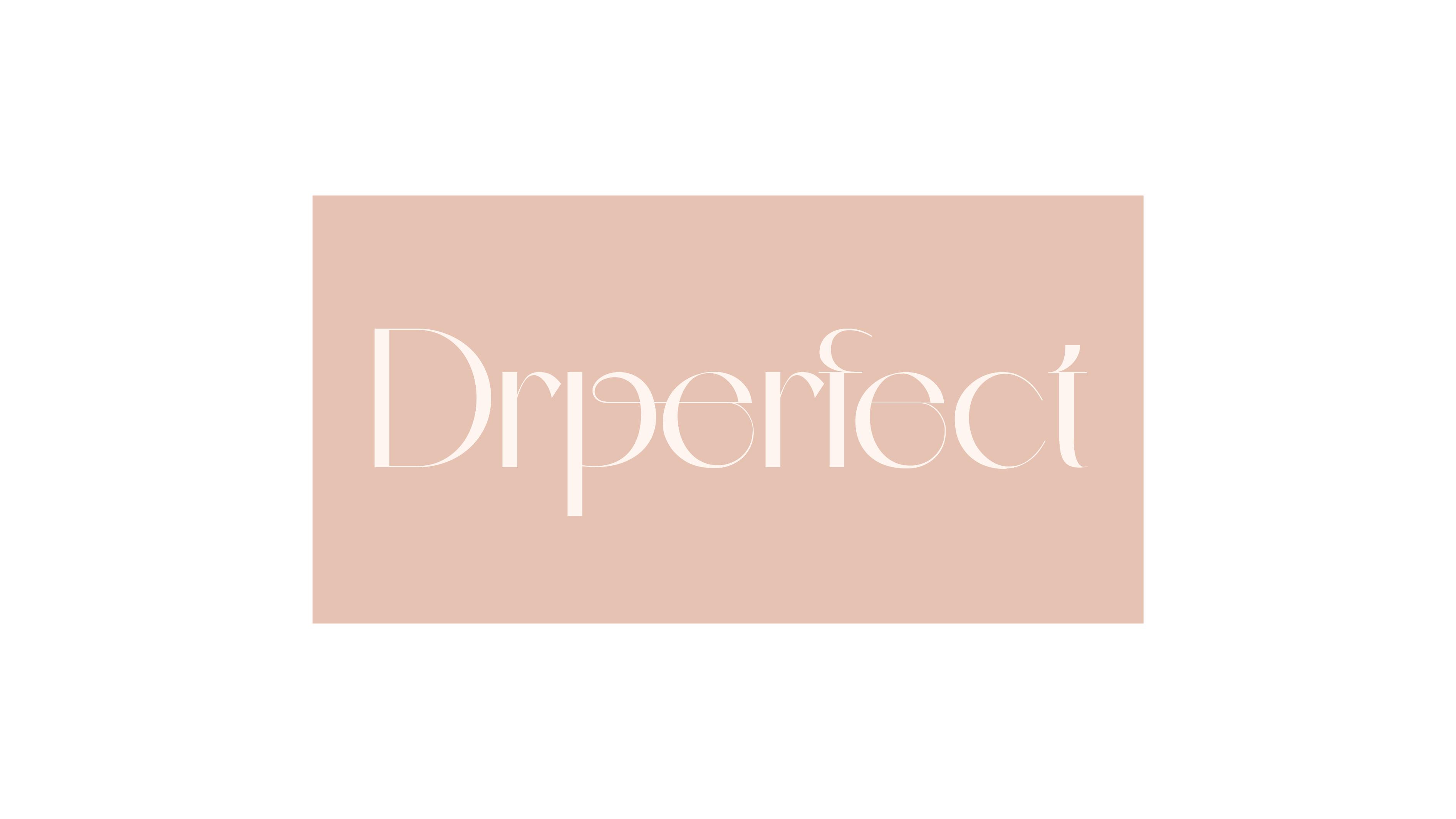 Drperfect女士内衣品牌LOGO亚博客服电话多少