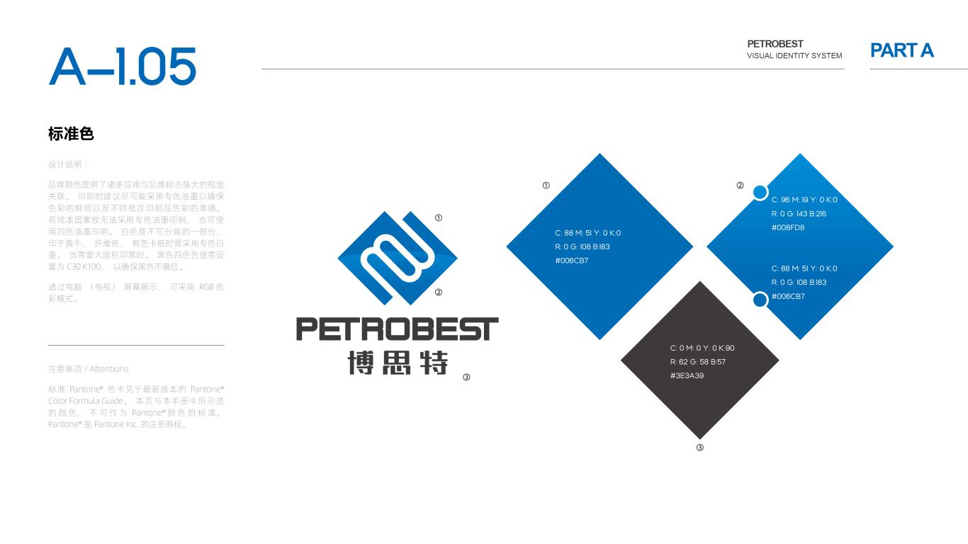 博思特能源品牌VI设计中标图7