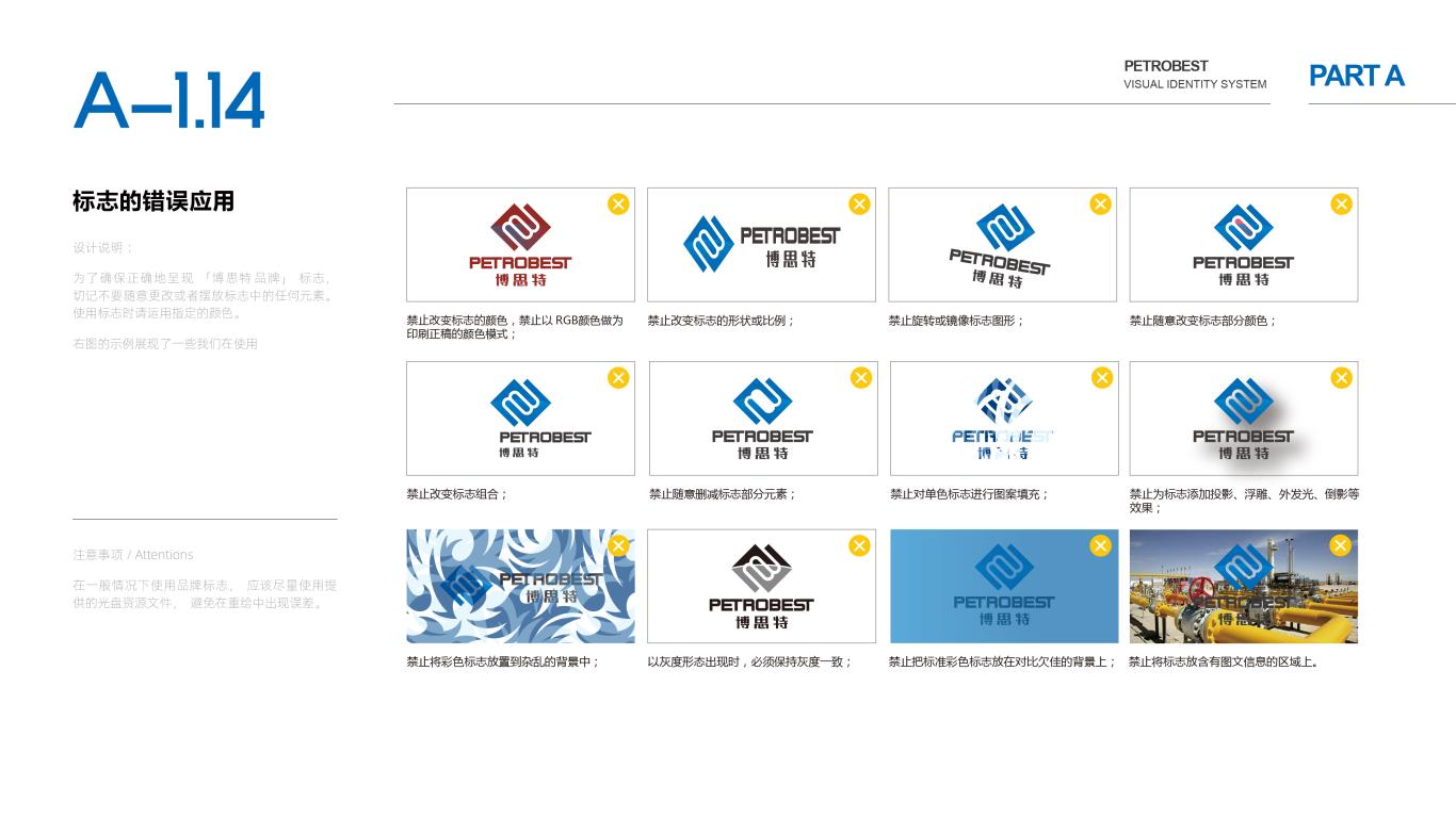 博思特能源品牌VI设计中标图16