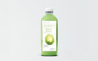 獼猴桃果汁包裝設計