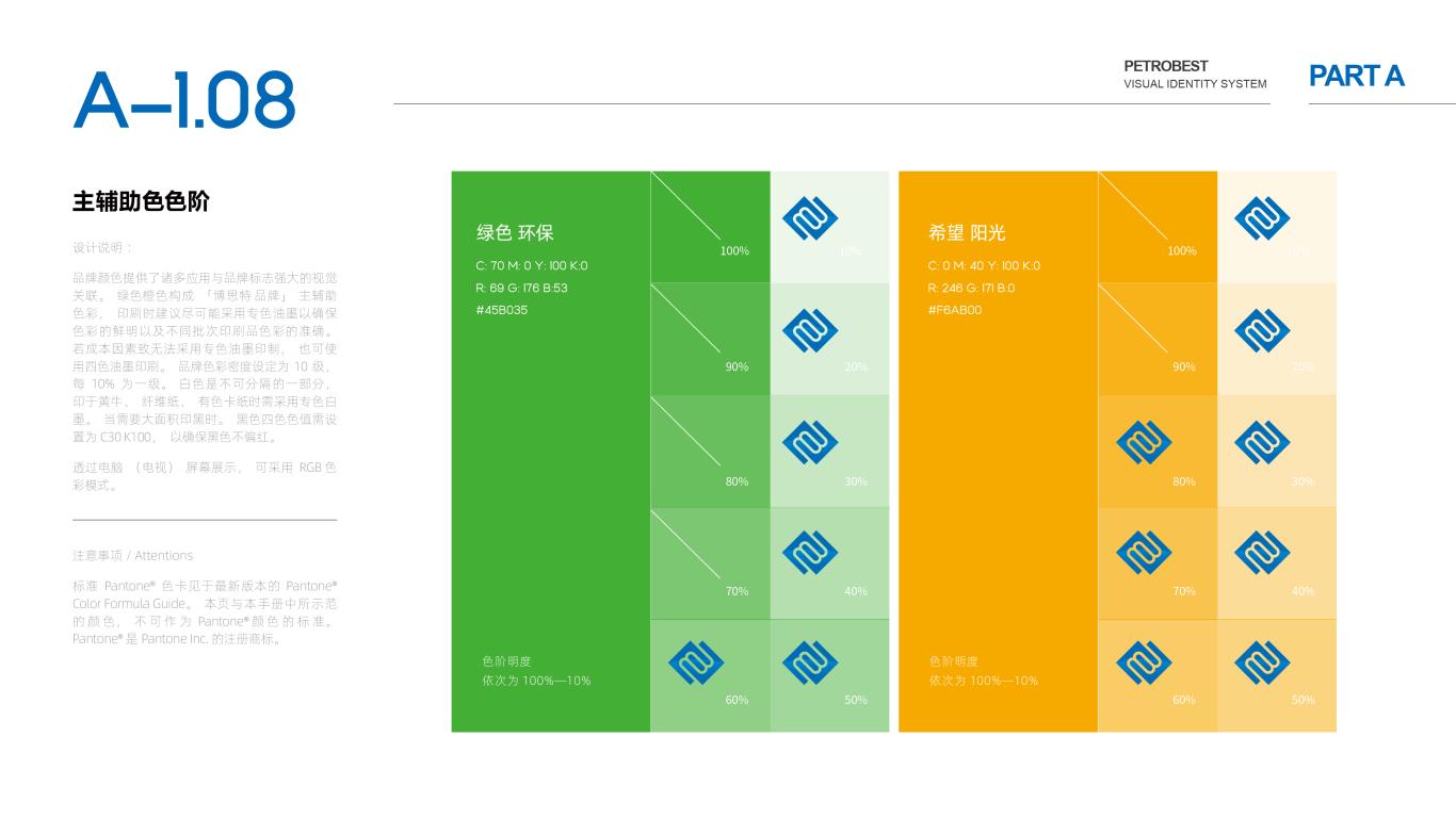 博思特能源品牌VI设计中标图10