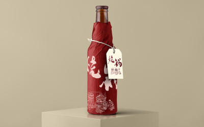 楷 品牌设计|白酒包装设计