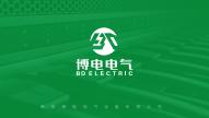 博电电气logo设计