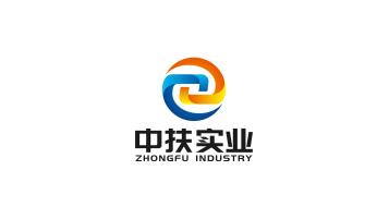 中扶综合类企业LOGO设计