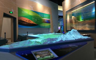 银川湿地博物馆展陈设计