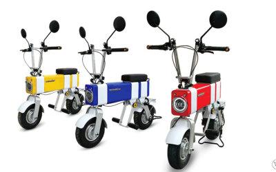 電單車設計