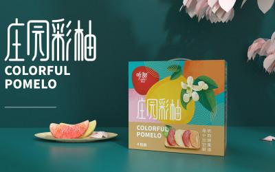 庄怡农业-听甜柚子包装(系列)