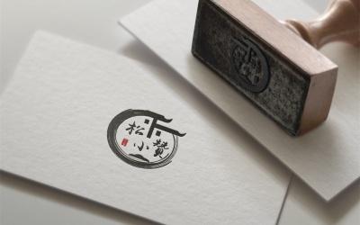 松小赞民宿logo设计