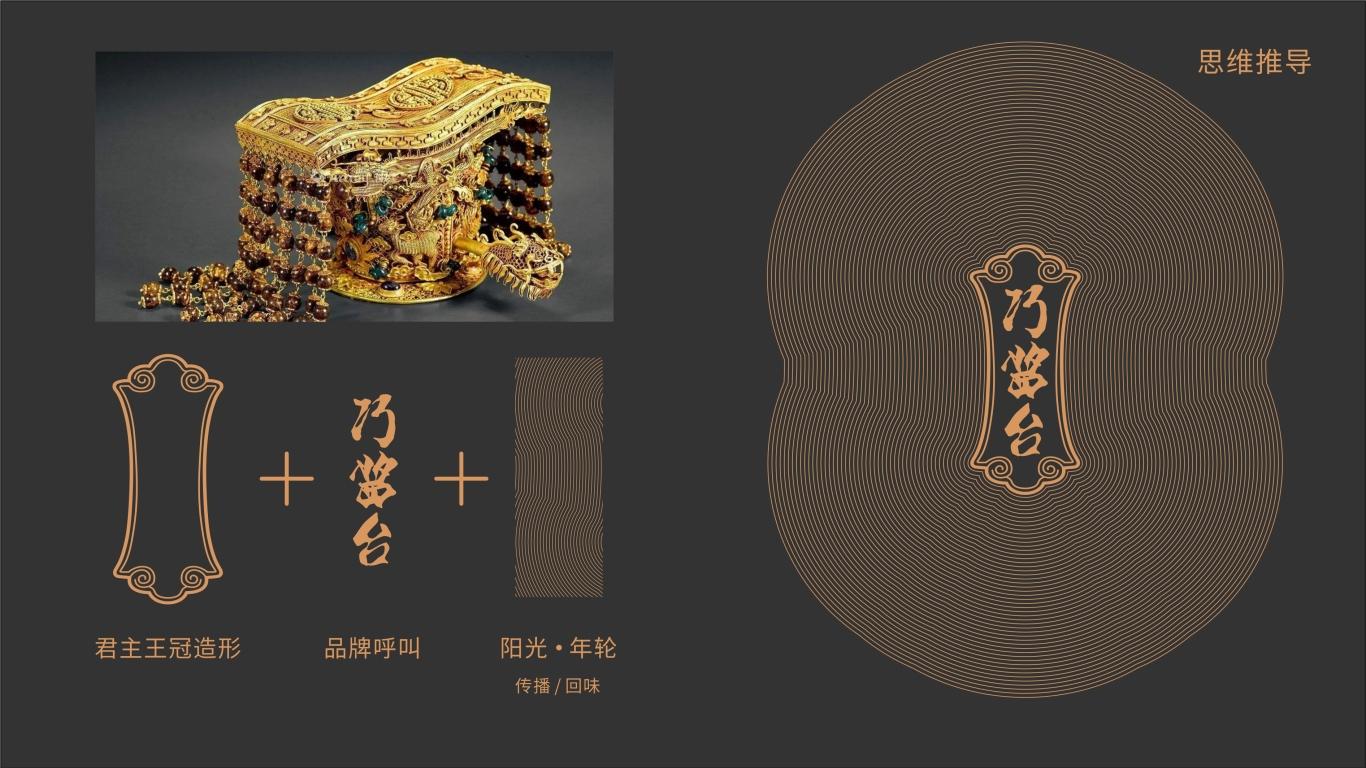 巧酱台白酒品牌包装设计中标图7