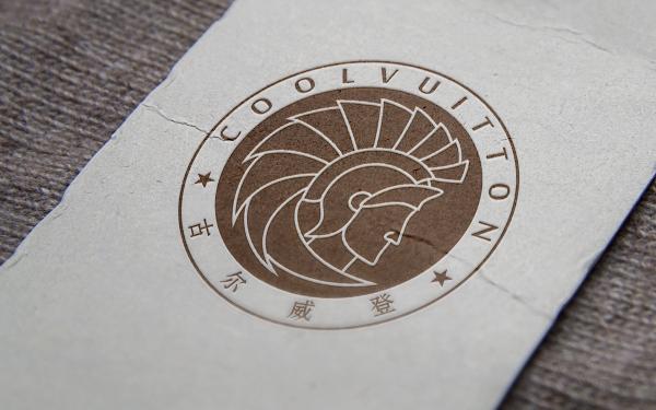 欧美风服装品牌古尔威登logo设计