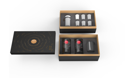 2000高原红茶礼盒包装设计