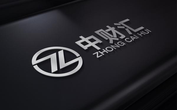 中财汇金融行业logo设计