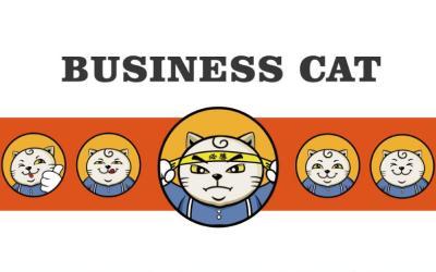 生意猫 吉祥物设计