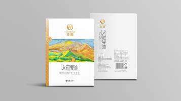 文冠果油包装设计