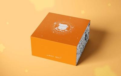 PAWPAW龙小哭包 包装设计...