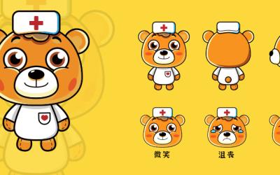 儿童医院吉祥物