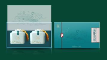 狮峰龙井包装延展设计