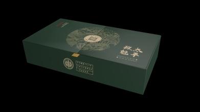 太平猴魁绿茶包装设计