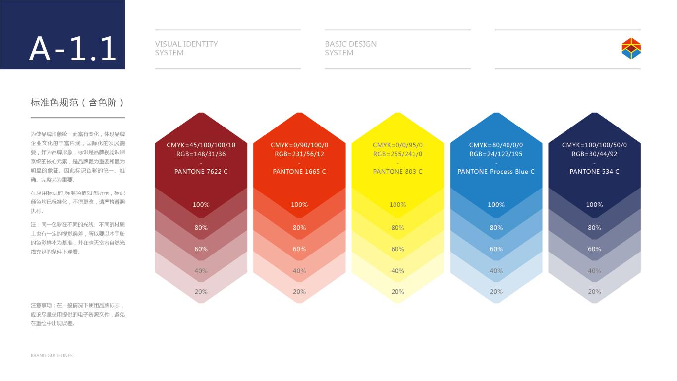 大越期货金融期货品牌VI设计中标图2