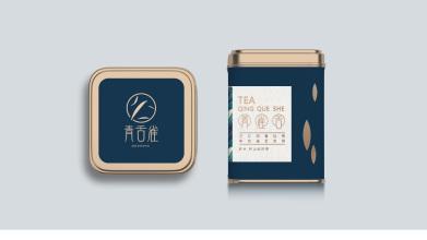雀舌茶叶包装设计