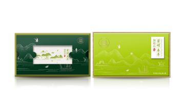 洞庭山碧螺春茶包装设计