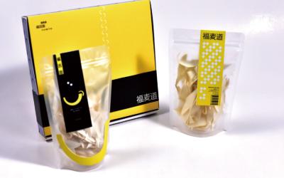 《福麦稻扁豆雀舌面》包装设计