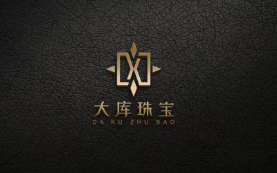 珠宝logo设计