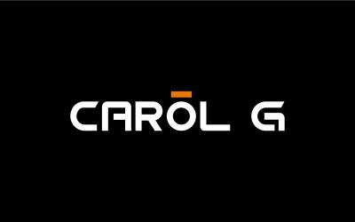 carol g戒指店标志设计