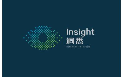 中国移动洞悉大数据LOGO设计