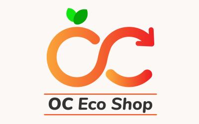 OC Eco Shop Logo設計