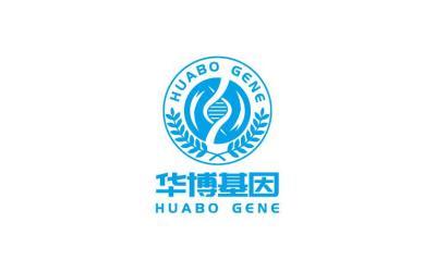 生物科技基因logo