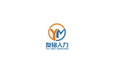 友铭人力公司logo设计