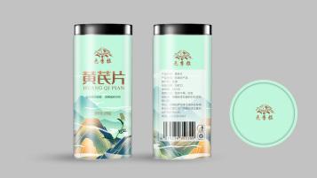 色季拉保健品类包装设计