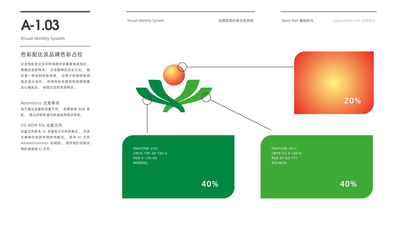 扬翔畜牧业品牌VI设计中标图2